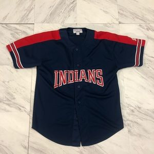 Vintage Cleveland Indians starter jersey